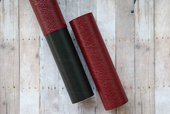 Example paper tube for university diploma