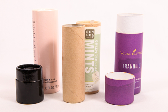 Materials and specs for paper tubes